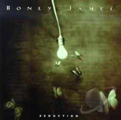 James, Boney - Seduction CD Cover Art
