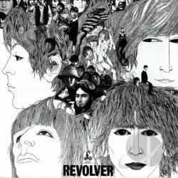 Beatles - Revolver CD Cover Art