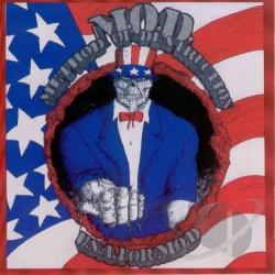 M.O.D. - U.S.A. for M.O.D. CD Cover Art