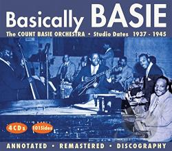 Basie, Count - Basically Basie CD Cover Art