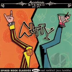 Nutty - Nutty CD Cover Art