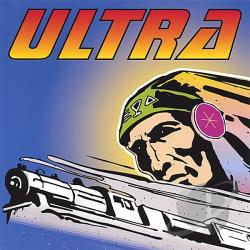 Ultra - Ultra CD Cover Art