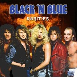 Black & Blue - Rarities CD Cover Art