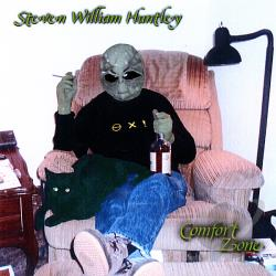 Huntley, Steven William - Comfort Zone CD Cover Art