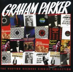 Parker, Graham - Vertigo: Singles Collection CD Cover Art