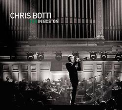 Botti, Chris - Live in Boston CD Cover Art