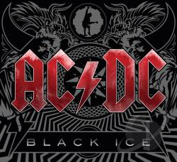 AC/DC - Black Ice CD Cover Art