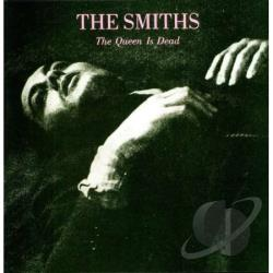 Smiths - Queen Is Dead LP Cover Art