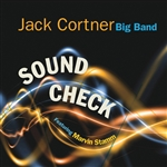Cortner, Jack - Sound Check CD Cover Art