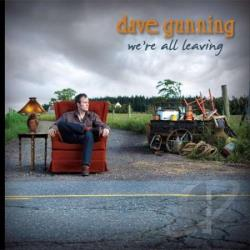 Gunning, Dave - We're All Leaving CD Cover Art