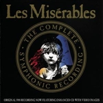 Les Mis�rables: International Cast - Les Mis�rables: Highlights From The Complete Symphonic Recording DB Cover Art
