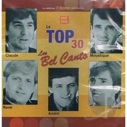 Bel Canto, Les - Le Top 30 CD Cover Art