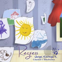 Variego, Jorge - Regress CD Cover Art