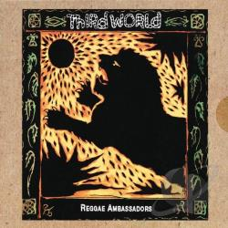 Third World - Reggae Ambassadors: 20th Anniversary Collection CD Cover Art