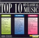 Top 10 Of Classical Music - Top 10 Of Classical Music - Romantic, Classical, Baroque CD Cover Art