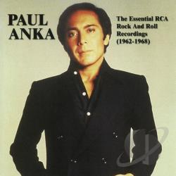 Anka, Paul - Essential RCA Recordings CD Cover Art