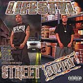Lifestyl - Street Supply CD Cover Art