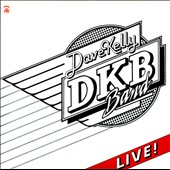 Kelly, Dave - Live! CD Cover Art