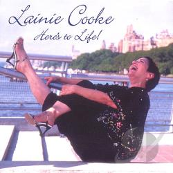 Cooke, Lainie - Here's to Life CD Cover Art