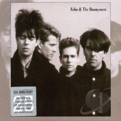 Echo & The Bunnymen - Echo & the Bunnymen CD Cover Art