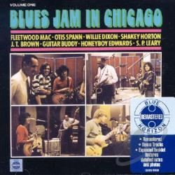 Fleetwood Mac - Blues Jam in Chicago, Vol. 1 CD Cover Art