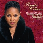 Williams, Pamela - Look of Love CD Cover Art