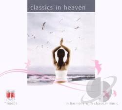 Berlin Classics Moods - Classics in Heaven CD Cover Art