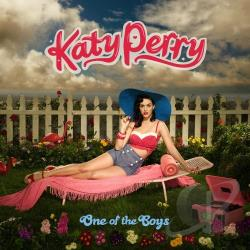 Katy Perry   Boys Album Cover on Perry  Katy   One Of The Boys Cd Cover Art