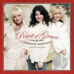 Point Of Grace - Tennessee Christmas: A Holiday Collection CD Cover Art