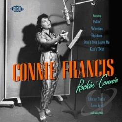 Francis, Connie - Rockin' Connie CD Cover Art
