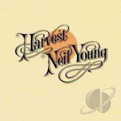 Young, Neil - Harvest LP Cover Art