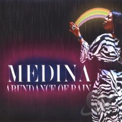 Medina - Abundance of Rain CD Cover Art