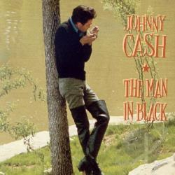 Cash, Johnny - Man in Black: 1963-1969 CD Cover Art