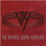Van Halen - For Unlawful Carnal Knowledge CD Cover Art