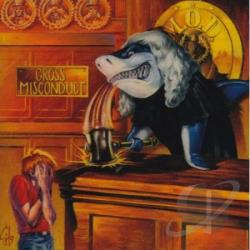 M.O.D. - Gross Misconduct CD Cover Art
