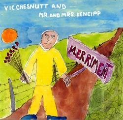 Chesnutt, Vic - Merriment CD Cover Art