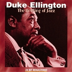 Ellington, Duke - Feeling of Jazz CD Cover Art