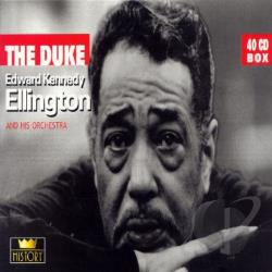 Ellington, Duke - Duke Ellington & His Orchestra CD Cover Art