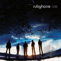 Rubyhorse - Rise CD Cover Art