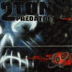 2Ton Predator - Boogie CD Cover Art