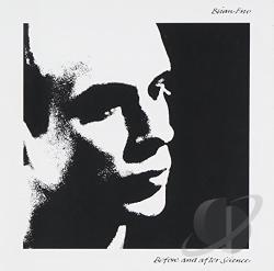Eno, Brian - Before and After Science CD Cover Art