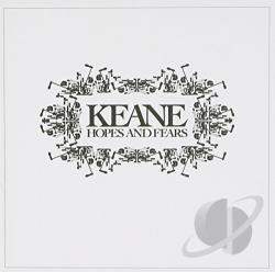 Keane - Hopes and Fears CD Cover Art