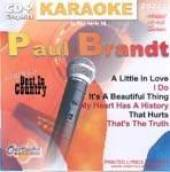 Brandt, Paul - Karaoke: Paul Brandt CD Cover Art