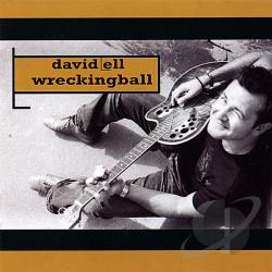 Ell, David - Wreckingball CD Cover Art