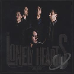 Lonely Hearts - Born In The Dark CD Cover Art