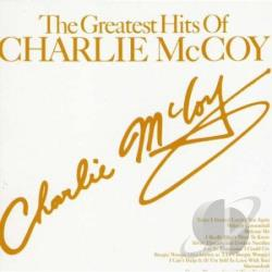 Mccoy, Charlie - Greatest Hits Of Charlie Mccoy CD Cover Art