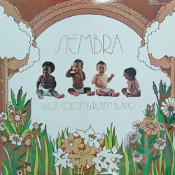 Blades, Ruben / Colon, Willie - Siembra CD Cover Art