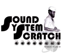 Perry, Lee 'Scratch' - Sound System Scratch: Lee Perry's Dub Plate Mixes 1973 to 1979 CD Cover Art
