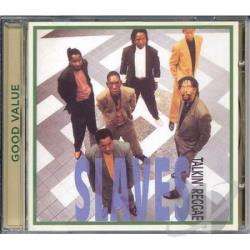 Slaves (Lucky Dube's Band) - Talkin' Reggae CD Cover Art