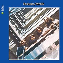 Beatles - 1967-1970 CD Cover Art